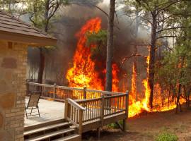 Осторожно! Пожароопасный период!