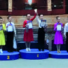 Поздравляем  наших  юных  танцоров