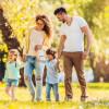 Портрет  семьи  в  интерьере  времени