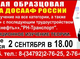 Школа «ДОСААФ»