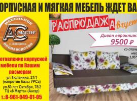 Мебельная фирма «Ас-Мастер»