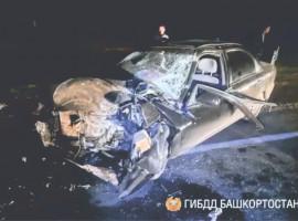На трассе в  Башкирии  водитель  устроил смертельное ДТП